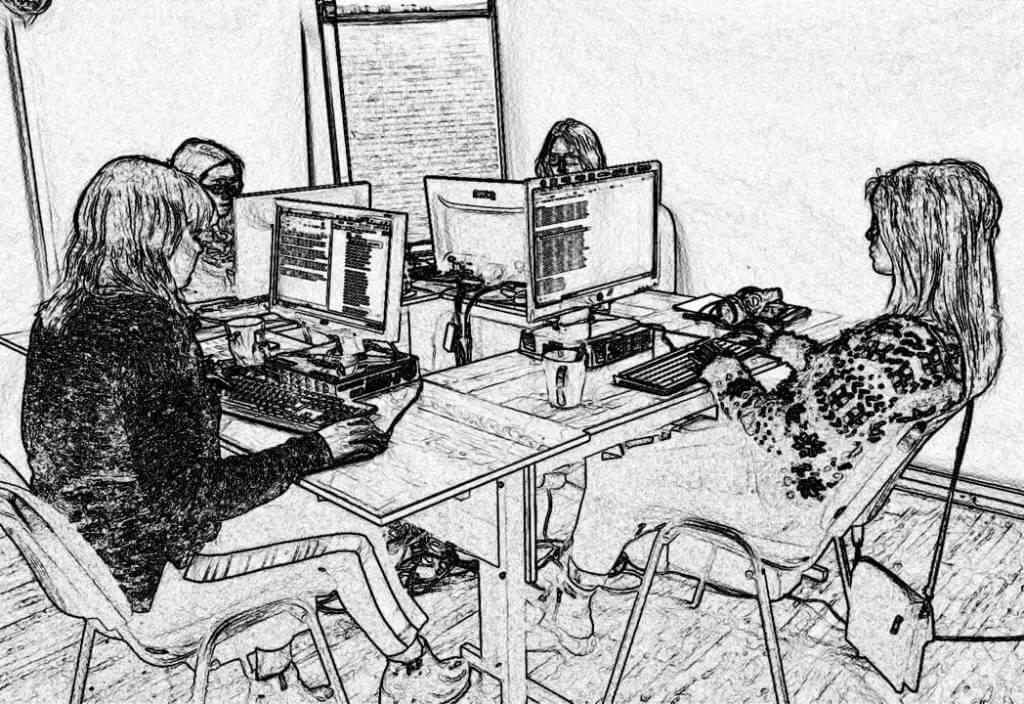 Рабочий процесс сео-оптимизаторов